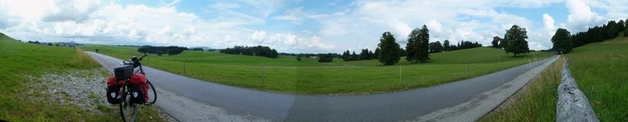 Panorama bei Schober