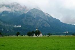 St. Coloman und die Königsschlösser