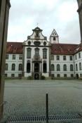ehem. Kloster<br />Sankt Mang
