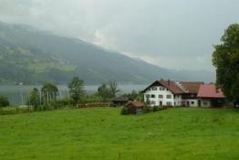Gewitter über dem Alpsee