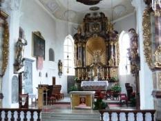 Wallfahrtskirche in Maria Thann