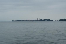 Lindau vom Seeufer