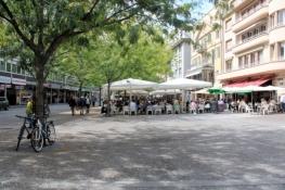 Sion, Place du Midi