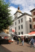 Sion, Rathaus