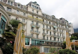 Hotel in Montreux