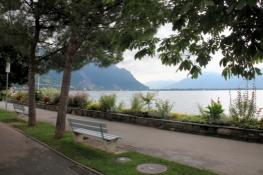 Montreux, Seepromenade