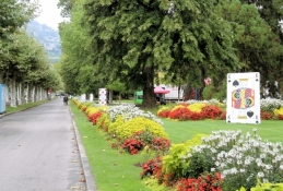La Tour-de-Peilz, Jardin Roussy