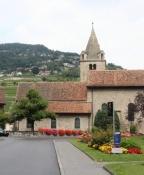 Corsier-sur-Vevey, Pfarrkirche