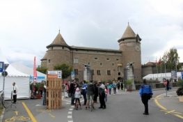 Schloss in Morges