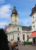 Pfarrkirche in Morges