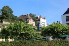 Nyon, Schloss