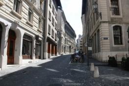 Genf, Altstadt