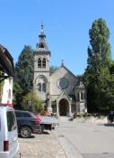 Genthod, Pfarrkirche