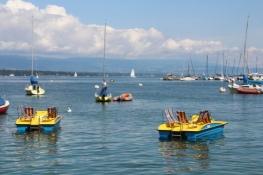 Genf, Seepromenade