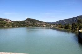 Rhône bei Murs-et-Gélignieux