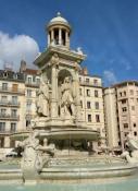 Lyon, Place des Jacobins