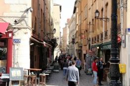 Vieux Lyon, Rue Saint-Jean