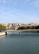Saône in Lyon