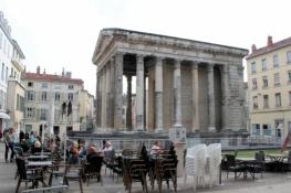 Vienne, Temple dʹAuguste et de Livie