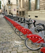 Lyon, Leihfahrräder