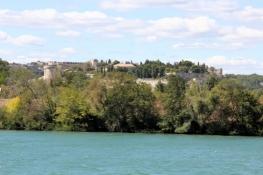 Château in Villeneuve-lès-Avignon