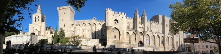 Avignon, Papst-Palast