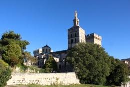 Avignon, Cathédrale Notre-Dame des Doms