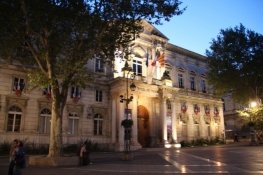 Avignon, Hôtel de Ville