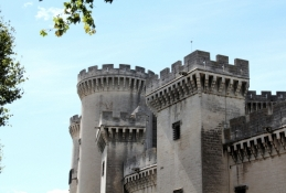 Tarascon, Château