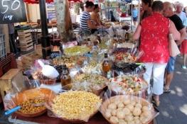 Le Grau-du-Roi, Marktstand
