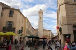 Nîmes, Tour de lʹHorloge