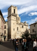 Nîmes, Cathédrale Notre-Dame-et-Saint-Castor