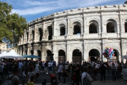 Nîmes, Arènes