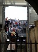 Nîmes, Feria-Zuschauer in den Arénes