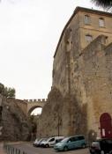 Aramon, Château