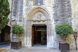 Avignon, Collégiale Saint-Didier