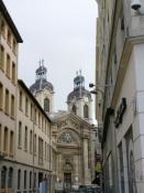 Lyon, Presquʹîle