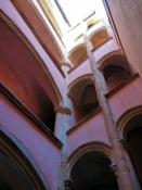 Vieux Lyon, Innenhof eines Traboule