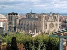 Vieux Lyon, Cathédrale Saint-Jean