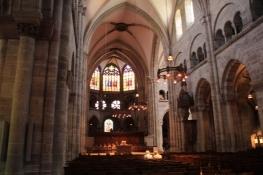 Basel, im Basler Münster