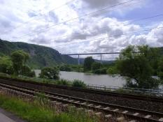 Brücke der A61 bei Winningen
