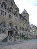 Ehem. preußisches Regierungsgebäude in Koblenz, heute Sitz des BAAINBw