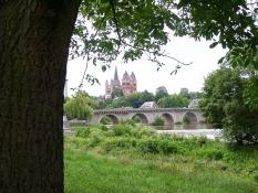 Limburg, Hoher Dom und Alte Lahnbrücke