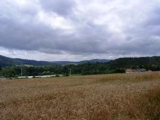 Zwischen Wallau und Niederlaasphe
