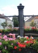Creußen, Brunnen am Marktplatz