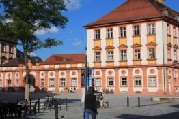 Bayreuth, Altes Schloss