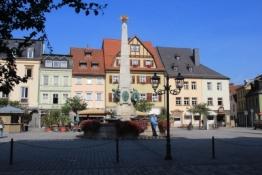 Kulmbach, Marktplatz