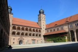 Plassenburg, Schöner Hof