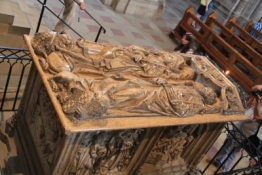 Bamberg, Kaisergrab im Dom