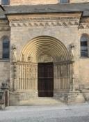 Bamberg, Fürstenportal am Dom
